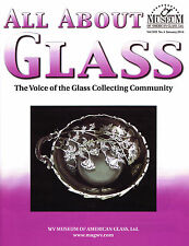 All About Glass 13-4: Silver City; L. E. Smith; Mount Washington shakers; More
