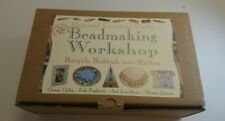 The original Creative Craft Beadmaking Workshop Recycle Rubbish to Riches Box Ag