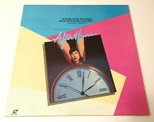 After Hours Laserdisc Movie • Widescreen Edition • Directed by Martin Scorsese