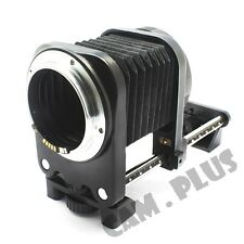 AF Confirm Macro Extension Bellows Tube for Canon 750D 5D Mark IV 80D 5DS 5DIII