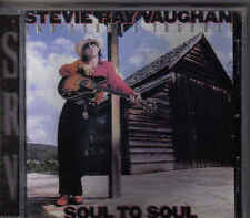 Stevie Ray Vaughan-Soul to Soul cd Album