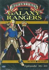 DVD Adventures of the Galaxy Rangers - Episode 36-40