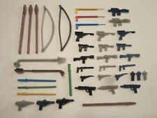 41 Vintage Star Wars Weapons Figures Lot  Repros