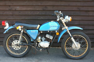 RUPP RST100 RST 100 1975 Trail bike US Import Rarer than rare!!!!