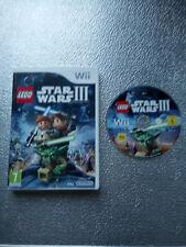 Lego Star Wars 3 III The Clone Wars para Nintendo Wii