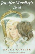 Jennifer Murdley's Toad : A Magic Shop Book-ExLibr