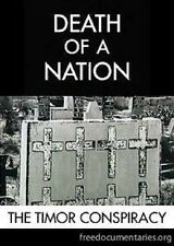 Death of a Nation: The Timor Conspiracy, conspiracy documentary on plain DVD-R
