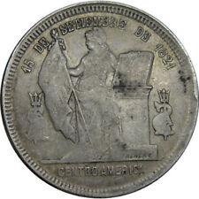 1891 Honduras - 1 Peso