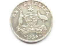 L736       AUSTRALIEN 1,- Shilling 1926