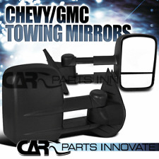 2007-2014 Silverado Sierra 1500 2500 3500 Manual Extending Towing Mirrors