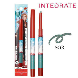 [SHISEIDO INTEGRATE x DISNEY FROZEN] Snipe Gel Pencil Eyeliner SGR LIMITED NEW