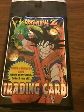 Artbox Dragon Ball Z Trading Card Pack Sealed NEW