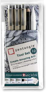 Zentangle Tool Set Pack of 10