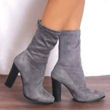 Unbranded Block Heel Ankle Boots for Women