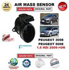 POUR PEUGEOT 3008 5008 1.6 HDi 09-> CAPTEUR DÉBIT AIR MASSIQUE PIERBURG