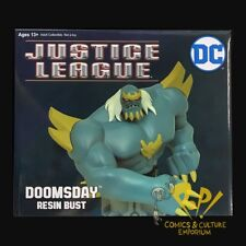 JLA Animated Series DOOMSDAY Resin Mini BUST Diamond Select Toys LIMITED TO 3000