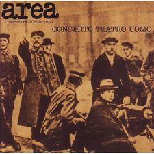 AREA - CONCERTO TEATRO UOMO - 2CD SIGILLATO 2014