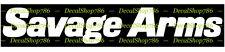 Savage Arms - Hunting/Outdoor Sports - Car/SUV Vinyl Die-Cut Peel N' Stick Decal