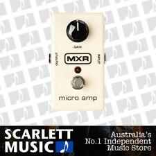 MXR MXR133 Micro Amp Effects Pedal  MXR-133 *BRAND NEW*
