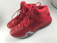 hot sale online 24d1d 67eb8 MEN S SIZE 7 RED ADIDAS D ROSE 773 HIGH TOP BASKETBALL SHOES