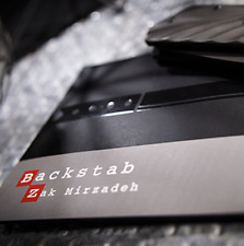 Backstab by Zak Mirzadeh (Online Instructions and Gimmick)