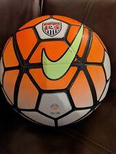 Promo Team-Issue Nike Ordem 3 Official Match Ball Us Soccer (Retired Logo) *Used