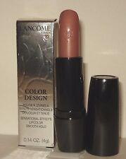 LANCOME COLOR DESIGN Lipstick ~ 124 Haute Nude (Cream)   NIB