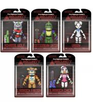 Funko Five Nights at Freddy's NEW Security Breach Action Figure Set FNAF