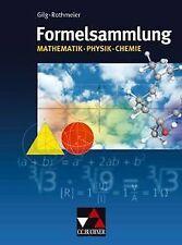Formelsammlung Mathematik - Physik - Chemie von G... | Buch | Zustand akzeptabel