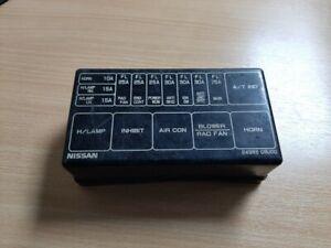 Nissan Skyline R32 GTR fuse box cover BCNR33 24382-08U00