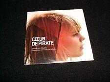 COEUR DE PIRATE<>COMME DES ENFANTS<>Canada, NEW  CD ~GROSSE BOITE