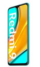 XIAOMI REDMI 9 OCEAN GREEN 32 GB SMARTPHONE / AUSSTELLER