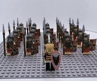 21x Roman Soldiers Mini Figures (LEGO Compatible)