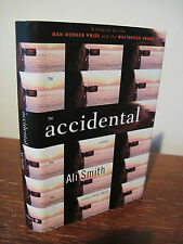 1st Edition ACCIDENTAL Ali Smith BOOKER PRIZE Whitbread FIRST PRINTING