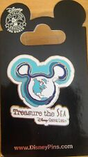 Disney DLC - Treasure the Sea Pin - New on Card # 72817