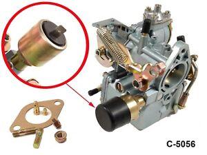 NEW Carburetor for Volkswagen VW Type I II 34 PICT-3 1 & 2 Beetle 98-1289-B 12V