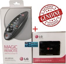 NEW KIT LG Magic AN-MR500 + LG AN-WF500 Dongle in Original Box / Free Shipping