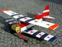 Grande biplano 1,60 Ultimate 3D Great Planes vintage , acrobatico, arredo design
