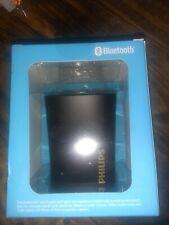 New Philips Portable Speaker Bluetooth BLK