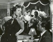 SILVANA PAMPANINI  JEAN GAVEN LA LOI DES RUES 1956 PHOTO ORIGINAL #6
