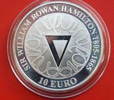 "Island: 10 Euro Silber 2005, PP-Proof, #F1704, ""Sir R.Hamilton"", Top Angebot!!"