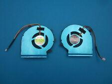 MSI ventiladores CPU Fan para MSI ge62 ge72 gl62 gl72 pe60 pe70 gl62 L + R