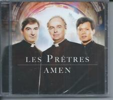 CD Les Prêtres Amen Neuf sous cellophane