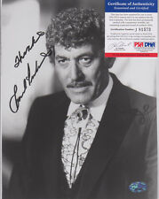CARL PERKINS SIGNED 8X10 PHOTO IN PERSON RARE SIGNATURE ROCK LEGEND PSA/DNA
