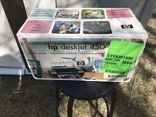 HP Deskjet 450cI C8111A Mobile Inkjet Printer Brand new, Open Box.
