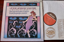 VICTOR HERBERT SOUVENIR LP HUNSBERGER ARABESQUE ABQ 6529 DIG NM- USA (1984)