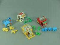 SPIELZEUG: Mini-Spielwelten - Themenwelten EU 1988 - Komplettsatz