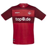 uhlsport 1. FC Kaiserslautern Trikot kurzarm Herren/Kinder Jersey Rote Teufel