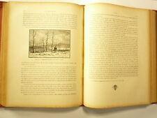 L'ATMOSPHERE DE CAMILLE FLAMMARION CHEZ HACHETTE 157 FIGURES EN TEXTE 1923