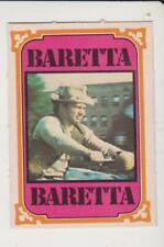 Monty Gum trading card 1978 TV Series: Baretta #30